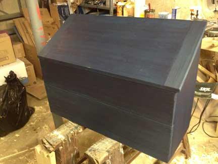 dutch tool chest build