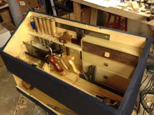dutch tool chest construction